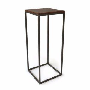 стол высокий ЛОФТ коктейльный
