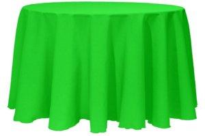 Скатерть зеленый