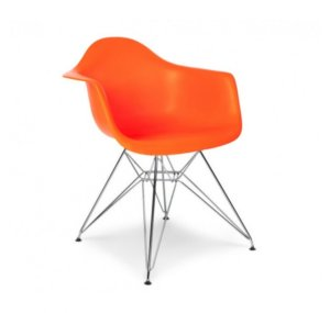 "Стул ""Eames"" оранжевый"
