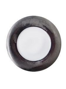 Тарелка серебро Тенерифе