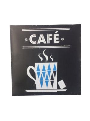 Табличка кофе