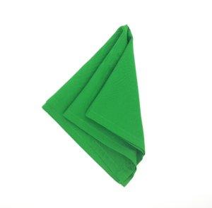 салфетка зеленая