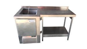 Стол холодильный для салатов