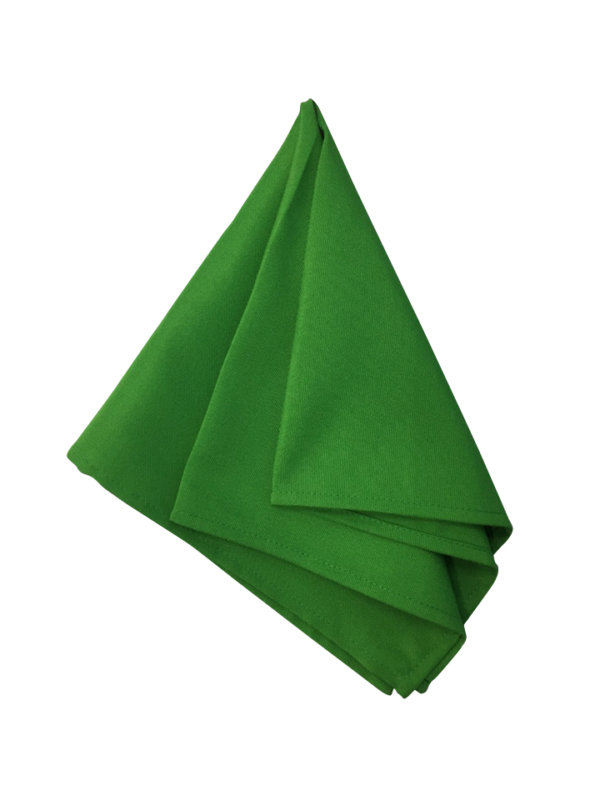 салфетка зеленая малахит