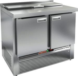 Холодильный стол для салата