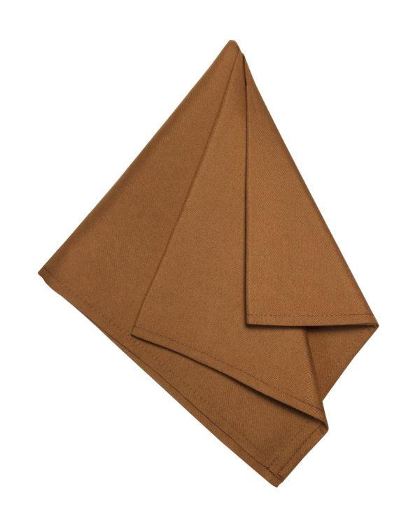 салфетка коричневая