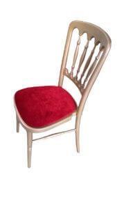 Золотистый стул аренда