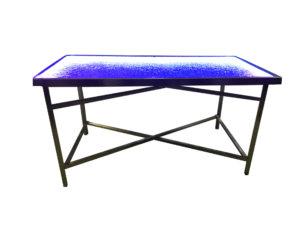 стол фуршетный с подсветкой
