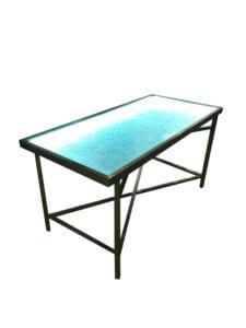 коктейльный стол с подсветкой