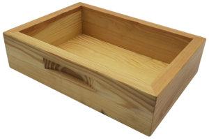 ящик для фуршетной линии дерево