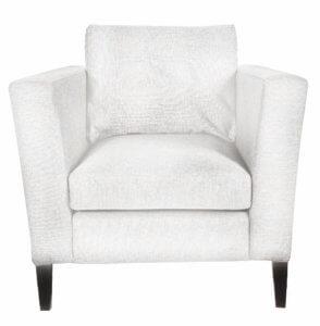 кресло светло-серое