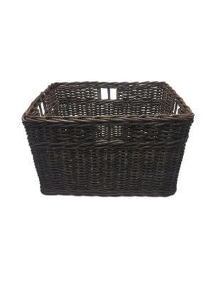 ящик плетеный