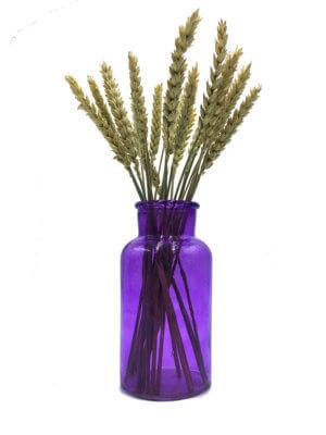 ваза с колосками