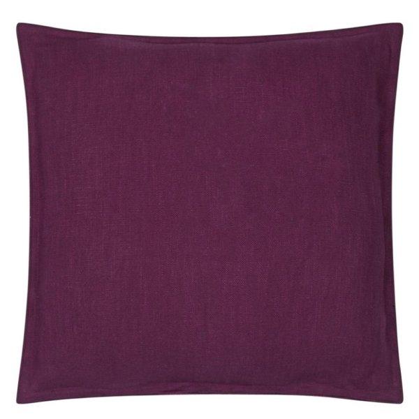 подушка фиолетовая